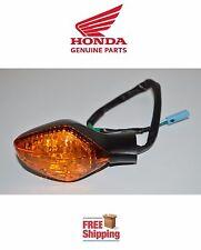 HONDA RIGHT FRONT TURN SIGNAL BLINKER WINKER OEM FACTORY NEW CBR500R 500 13-17
