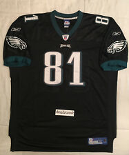NWT Authentic Terrell OWENS Reebok On Field Equipment Eagles Jersey size 56