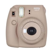 Fuji Instax Mini 8+ Fujifilm Instant Film Camera Cocoa