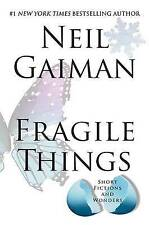 USED (GD) Fragile Things: Short Fictions and Wonders by Neil Gaiman
