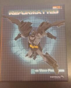 Transformers Mastermind Creations R46 Vexo Prominon TFCon Batman