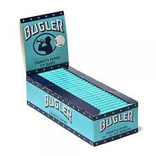 Bugler Cigarette Rolling Paper Gummed! 24 Packs! - 115 Papers per Pack!