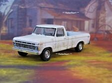 Uncle Jesse Dukes of Hazzard 1973 Ford F-100 Pickup Truck 1/64 scale model