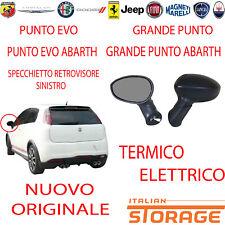 GRANDE PUNTO ABARTH SPECCHIETTO SINISTRO ELETTRICO NUOVO ORIGINALE 735465558