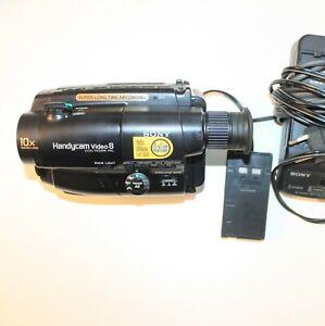 Sony Handycam Video8 CCD-TR330E Camcorder Digitalisieren Video 8 Videokamera