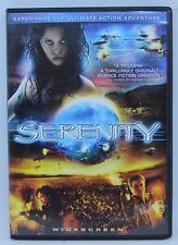 Serenity - DVD - Nathan Fillion