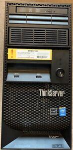 Lenovo ThinkServer ThinkStation TS140 E3-1225 v3 3.2GHz/20GB/250GB SSD/3TB HDD