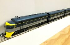 K-Line C&O ABA set, all powered units, excellent condition, original boxes