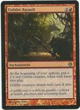 1x Foil - Goblin Assault - Magic the Gathering MTG Shards of Alara