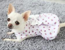 Vestido De Perro Hecho a mano para perros pequeños-American día de la independencia-Cachorro Chihuahua