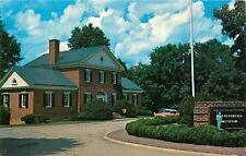 Fredericksburg Spotsylvania National Military Park Virginia Visitor Ctr Postcard