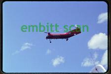 Original Slide, RCAF ATC Piasecki CH-125 Helicopter over Penticton BC, 1962
