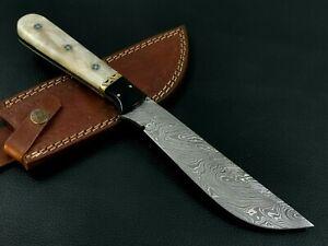 "12"" INCH CUSTOM HAND MADE DAMASCUS STEEL HUNTING KNIFE CF-1251"