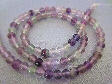 Fluorite Round 4mm Beads 99pcs