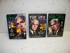 The Veil TV Episodes 2 Disc DVD Out of Print