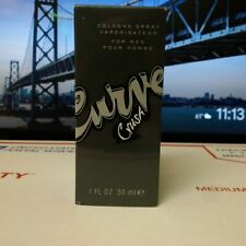 Curve Crush For Men by Liz Claiborne Cologne Spray 1oz/30ml New *Ships Free*