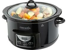 Crockpot 4.7L Slow Cooker 220 Volt (NON-USA MODEL) 220v Europe Asia - SCCPRC507