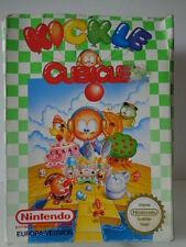 NES Spiel - Kickle Cubicle (mit OVP / OHNE ANL.) (PAL) 10636688