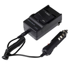 Rechargable Battery Charger With Car Charger For Xiaomi Yi Action Camera US Plug