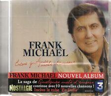 """CD """" Frank Michael Encore  Quelques Mots D'Amour""""  NEUF SOUS BLISTER"""