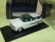 SIMCA BREAK MARLY 1960  Blanc & Vert ELIGOR 1342 1:43