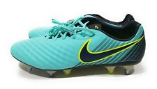 6a54fbe0c0852 Nike Magista Opus II SG Pro Womens Soccer Cleats Blue Aqua Size 7.5