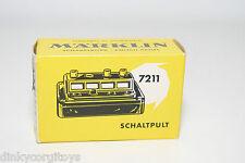 MARKLIN 7211 SCHALTPULT SWITCH PANEL NEAR MINT BOXED..