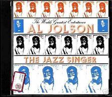 AL JOLSON - The jazz singer  (CD NEW)