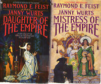 Complete Set Series -  Lot of 3 Empire Trilogy by Raymond E. Feist & Janny Wurts