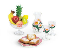 American Girl Marie Grace or Cecile's Glassware & Treats for Dolls