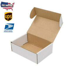 50pcs Corrugated Paper Boxes Packaging Small Gift Carton Box Shipping Packages