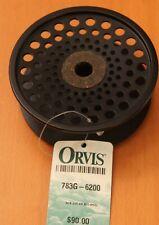 ORVIS 783G-6200 DXR 9/10 SPOOL UNUSED