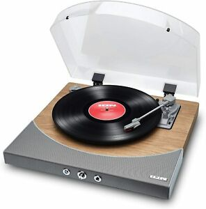 Ion Audio Premier LP Bluetooth  Turntable with Built-in Stereo Soundbar
