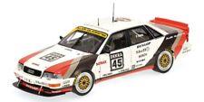 1:18 Audi V8 Quattro Biela DTM 1991 1/18 • MINICHAMPS 100911045
