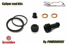 Aprilia Pegaso 650 91-96 rear brake caliper seal repair kit set 1991 1992 1993