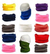 foulard multifonction écharpe tube foulard écharpe Moto Bandana couleurs B3