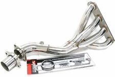 OBX Stainless Steel Header Fits 2002-2006 Mini Cooper Base & S Model 1.6L