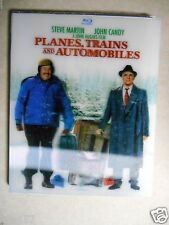 Planes, Trains and Automobiles (Blu-ray Disc, 2011) W/Lenticular Slipcover