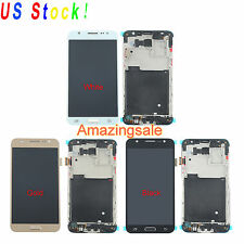 LCD Screen Touch Digitizer For Samsung Galaxy J5 2015 SM-J500A J500M J500P Frame