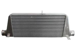 """Cooling Pro Tube & Fin Intercooler (GReddy Style) - 600 x 280 x 76mm (2.75"""" Outl"""