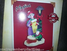 Hallmark Keepsake 2005 Maxine The Crabby Caroler Talking Christmas Ornament New