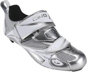 Giro Facet Tri Womens Cycling Shoes 39.5