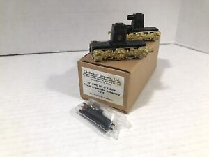 HO Scale Challenger Imports EMD HT-C 3 Axle Truck w/Gearbox Assembly P010 Lot A