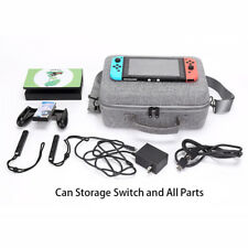Portable Hard Shell Suitcase Storage Carrying Bag With Strap For Nintendo Switch
