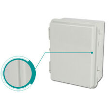 ESR Enclosure Cable Junction Box Adaptable PVC Plastic IP56 Outdoor Waterproof