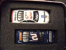 NASCAR Kevin Harvick 2001 #2 AC Delco and #29 GM Goodwrench two car set in Tin