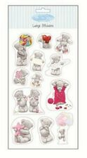 TATTY TED ME TO YOU STICKERS EMBELLISHMENTS FOR CARDS AND CRAFTS -2001