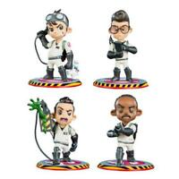 GHOSTBUSTERS Q-POP FIGURES QMX EXCLUSIVE COLLECTIBLE