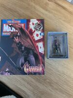 eaglemoss classic marvel figurine collection. Gambit Issue 35