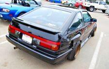 AE86 Corolla Hatchback Trueno FK rear fender flare panel 30MM wider body kit